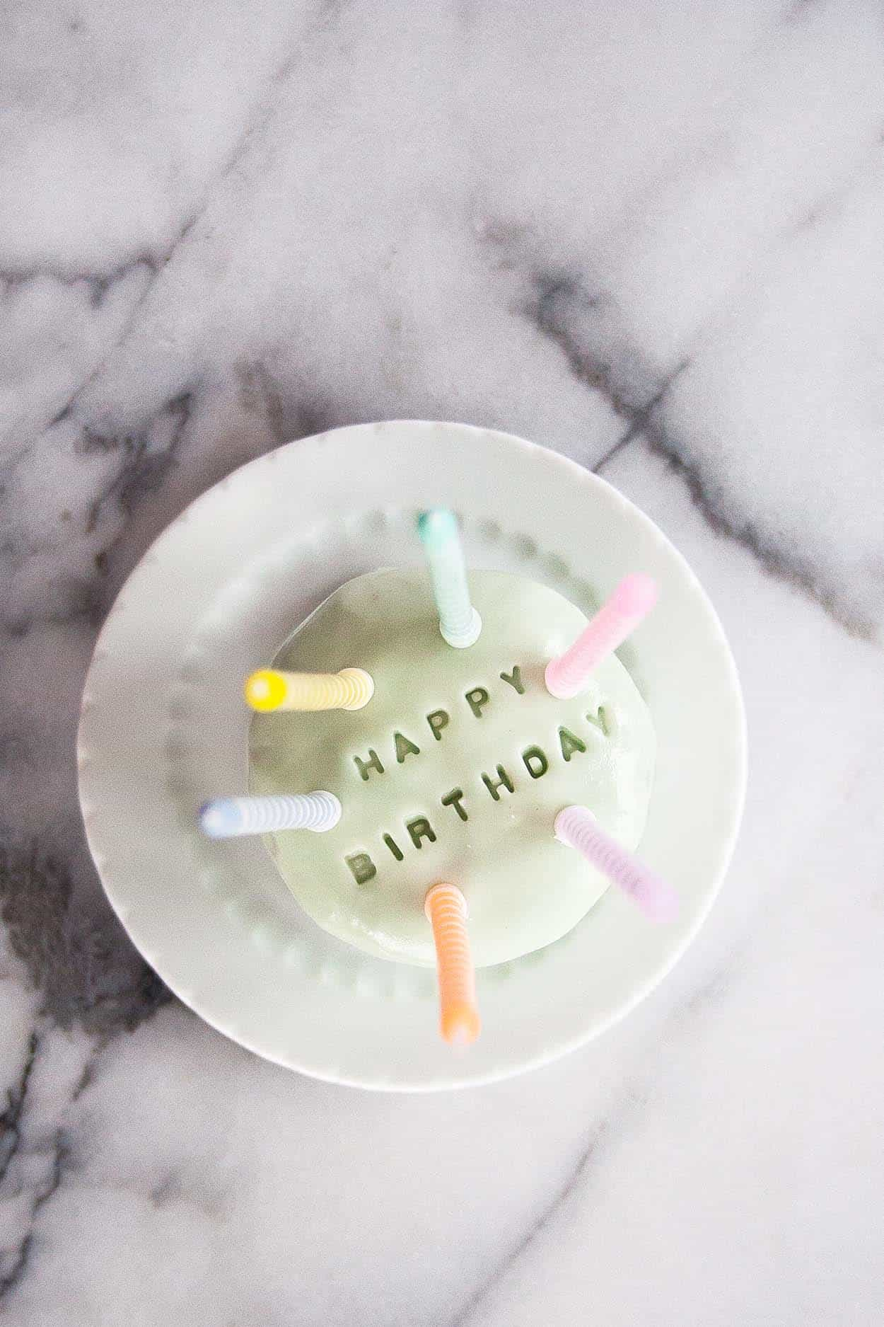 Happy Birthday With Simple Mills And Dandies Hungry By