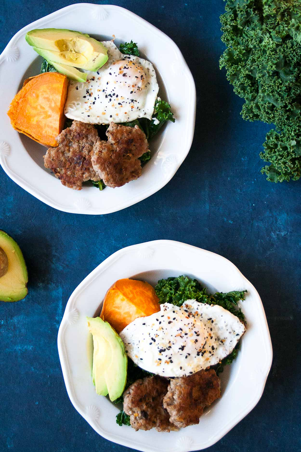 Best Whole30 Breakfast Sausages (& an easy breakfast bowl!) - Hungry